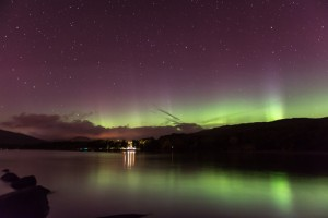 Loch Lomond Aurora